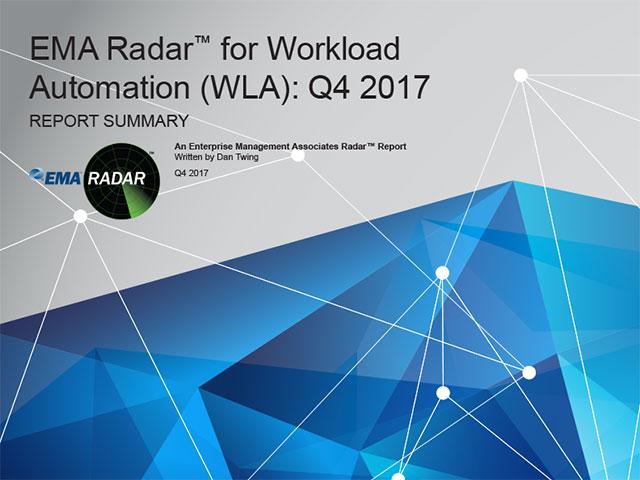 EMA WLA 2017 RADAR SUMMARY