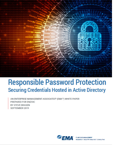 Responsible Password Protection